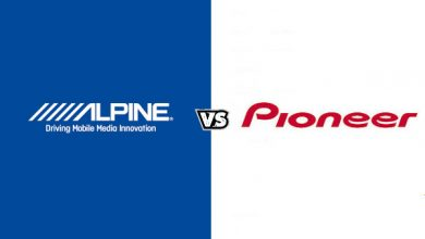 Photo of Alpine Vs. Pioneer Car Stereos