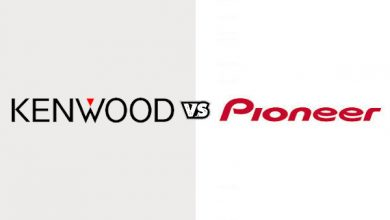 Photo of Kenwood Vs. Pioneer Double DIN Car Stereos