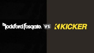 Photo of Rockford Fosgate Vs. Kicker