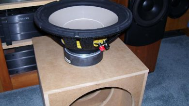 Photo of Best Subwoofer Box Design for Deep Bass